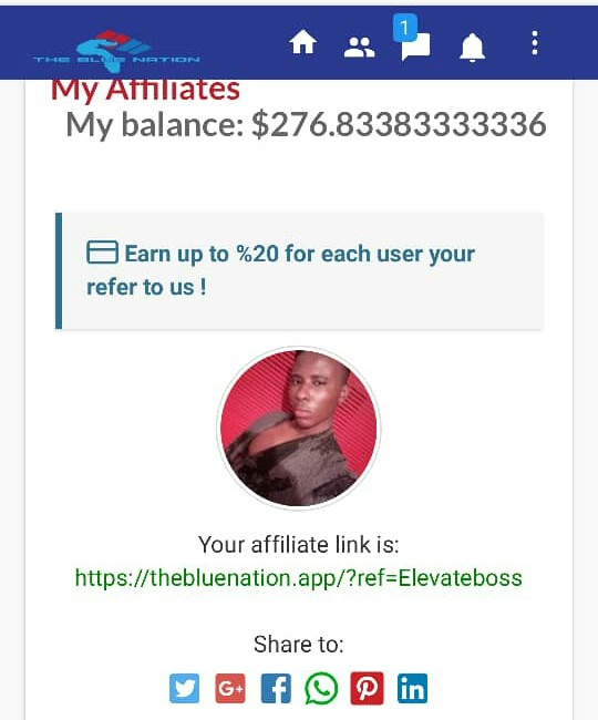 How To Earn Upto $50 Daily On The Blue Nation App