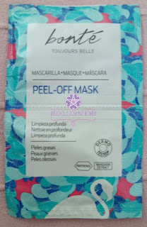 Peel-Off Mask de Bonté
