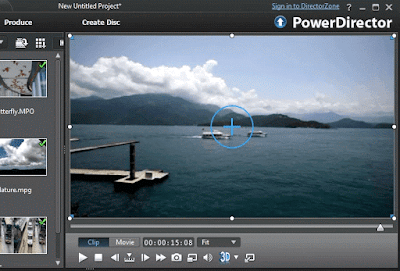 PowerDirector 14 Ultimate Free For PC