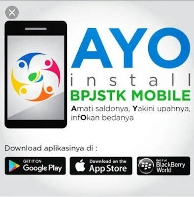 Segudang Manfaat Aplikasi BPJSTK Mobile, Rugi Kalau Nggak Punya