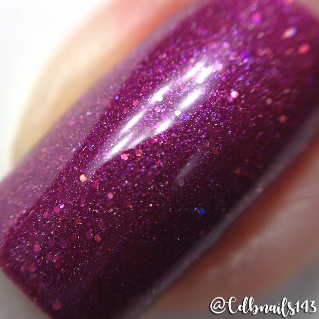 Bliss Polish-Pulsing Hearts