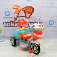 family aeroplane pesawat baby tricycle