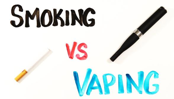Perbedaan Vape dengan Rokok