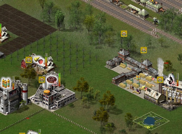 Industry Giant II review