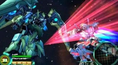 Gundam Memories Tatakai No Kioku Iso PPSSPP