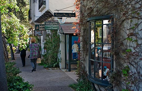 Have List Will Travel Destination Monterey Carmel And