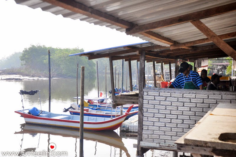 Kampung Sitiawan Roti Canai