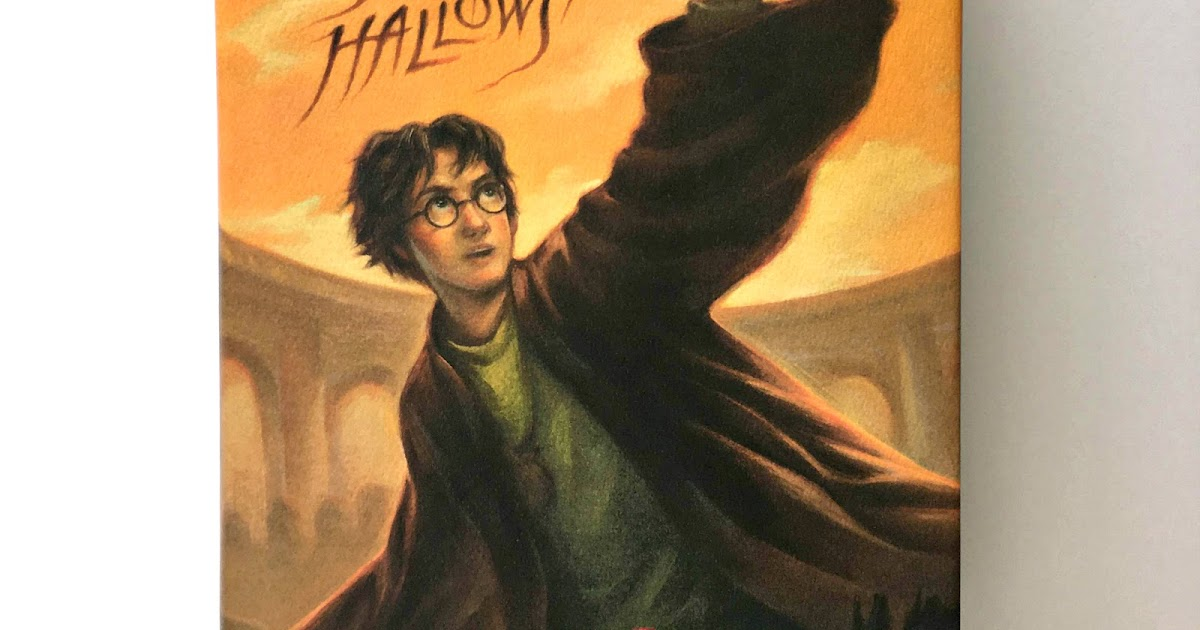 harry potter and the deathly hallows review book new york times