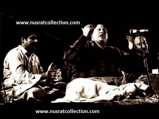 Kamli Wale Muhammad Tou Sadqay by Nusrat Fateh Ali Khan