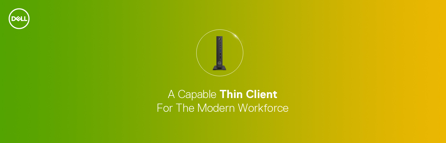 The most versatile, scalable, and capable thin client for