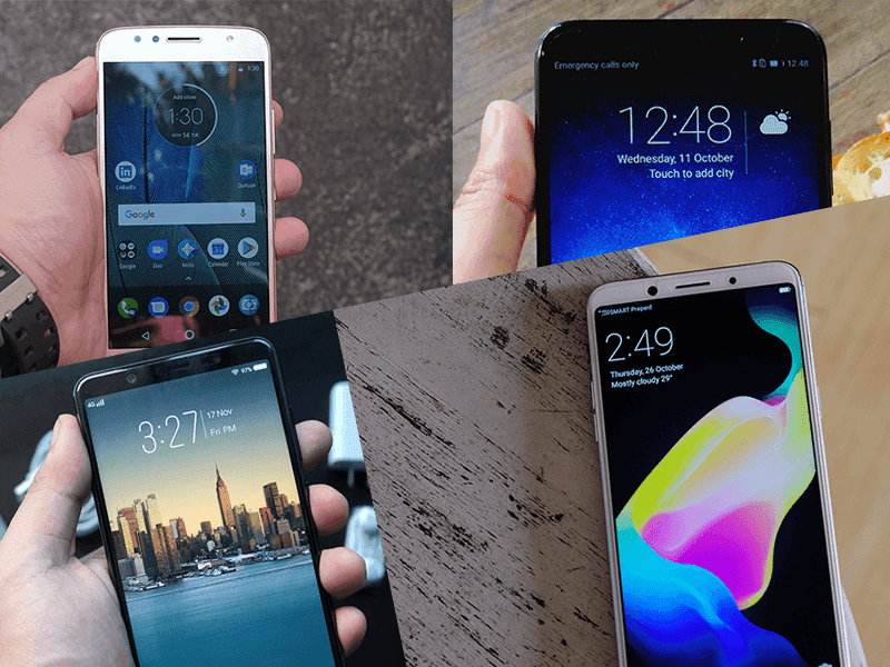 GIZGUIDE Holiday Buyer's Guide 2017: Smartphones Under PHP 16K