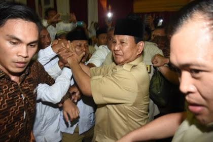 Prabowo Temui GNPF Ulama, Ini Hasilnya