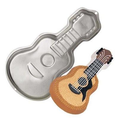 Guitar Cakepan