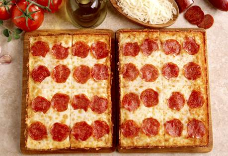 Heck Of A Bunch: Little Caesars DEEP! DEEP! Dish Pizza - Review and