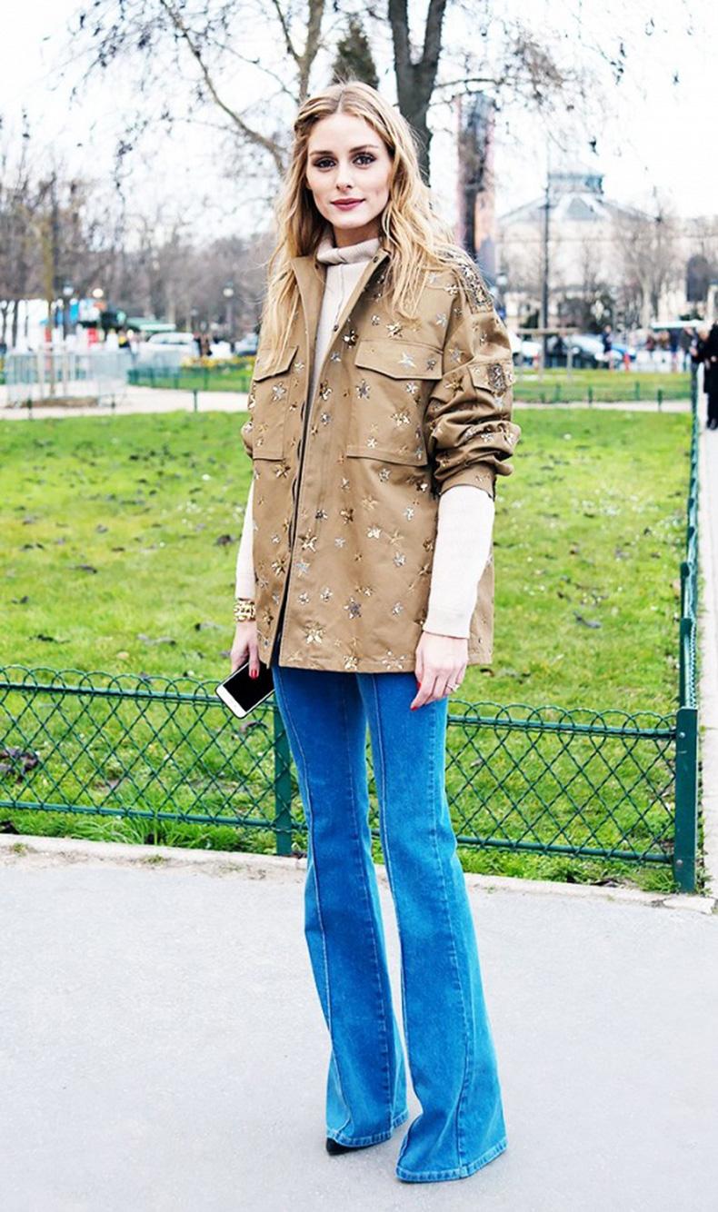 Pantalones acampanados mujer ¡Increíble Moda Juvenil! | Moda y ...
