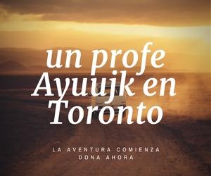 Un Profe Mixe en Toronto Canada