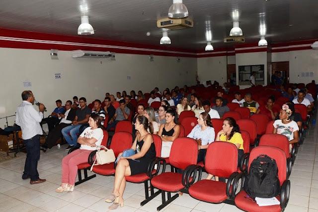 Prefeitura de São Desidério realiza audiência pública para elaboração da Lei Orçamentária Anual de 2019