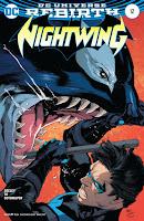 DC Renascimento: Asa Noturna #12