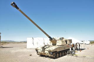 Extended Range Cannon Artillery (ERCA)