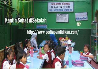 Konsep Kantin Sehat di Sekolah