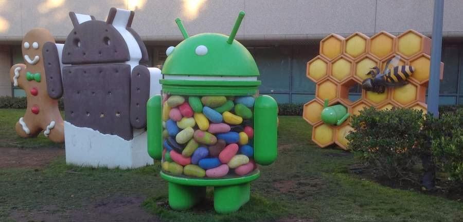 монументы андроидам