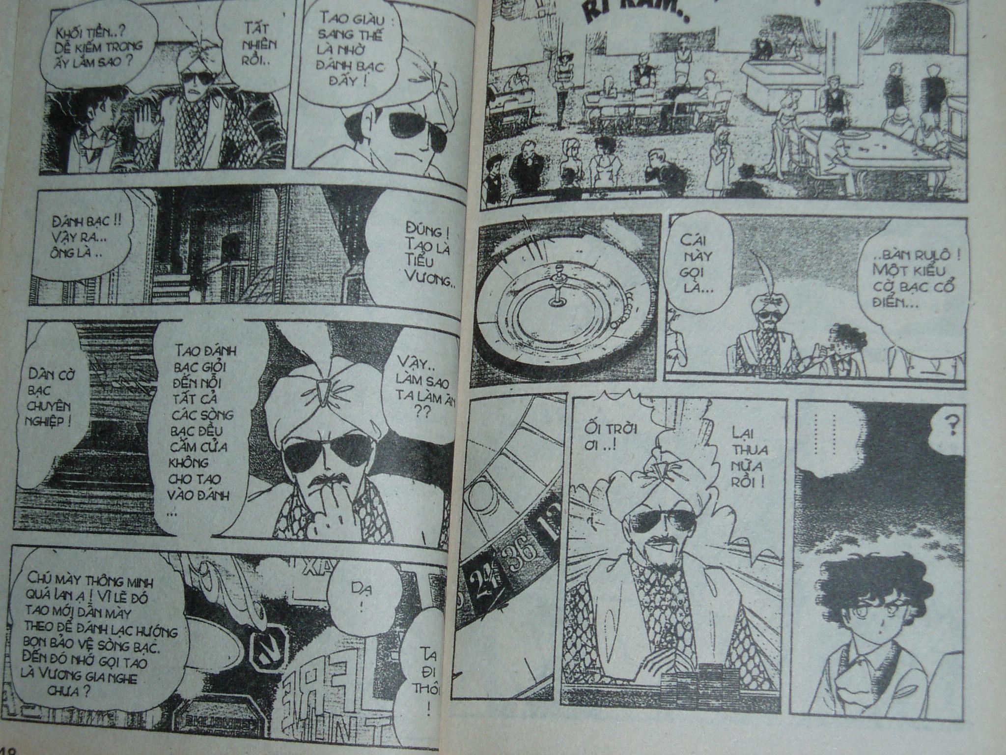 Siêu nhân Locke vol 14 trang 24