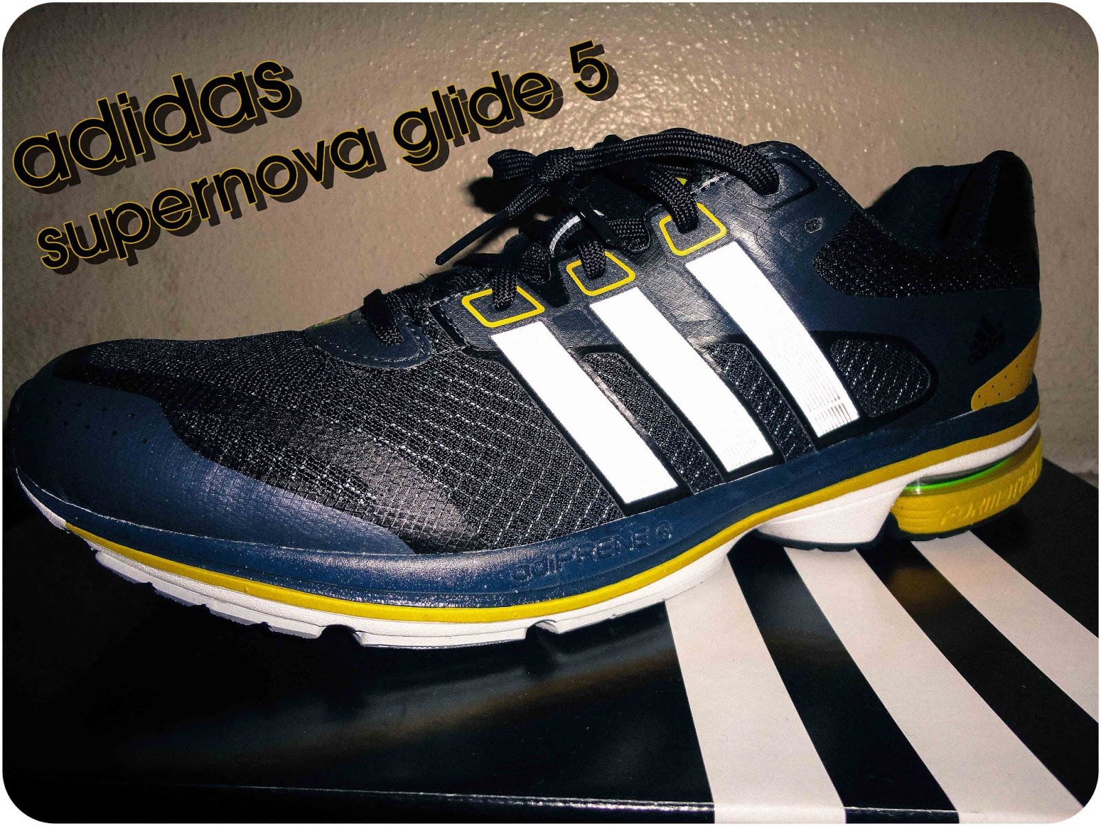 Filippo Running and Much More: Adidas Supernova Glide 4