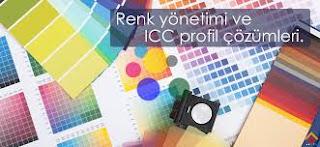 ICC Profil yapınca , Dijital baskı makinem'de neler değişecek ?