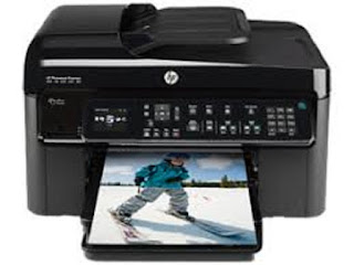 Picture HP Photosmart Premium C410c Printer