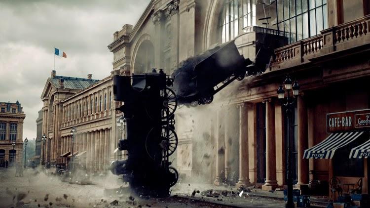 Paryż, lata trzydzieste, wnętrza filmowe, scenografia filmowa, Montparnasse