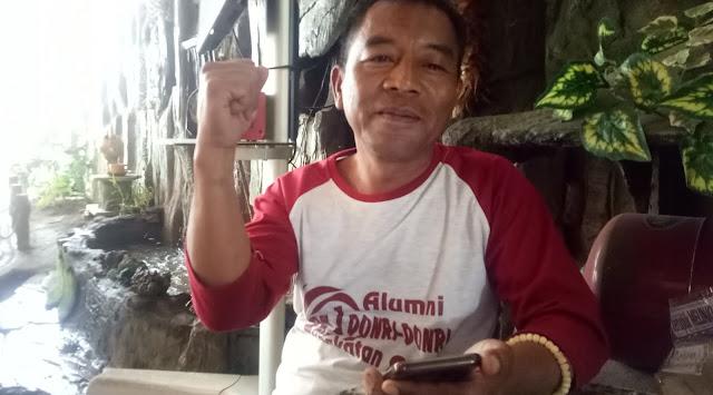 Ikut Bertarung di Pilkades Desa donri-donri, Nursal Palewai Siap Hibahkan diri