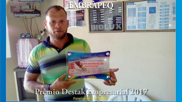 EDILSON FAUSTINO DE LIMA - GASPAR PROTÉTICO (Prótese Dentária)