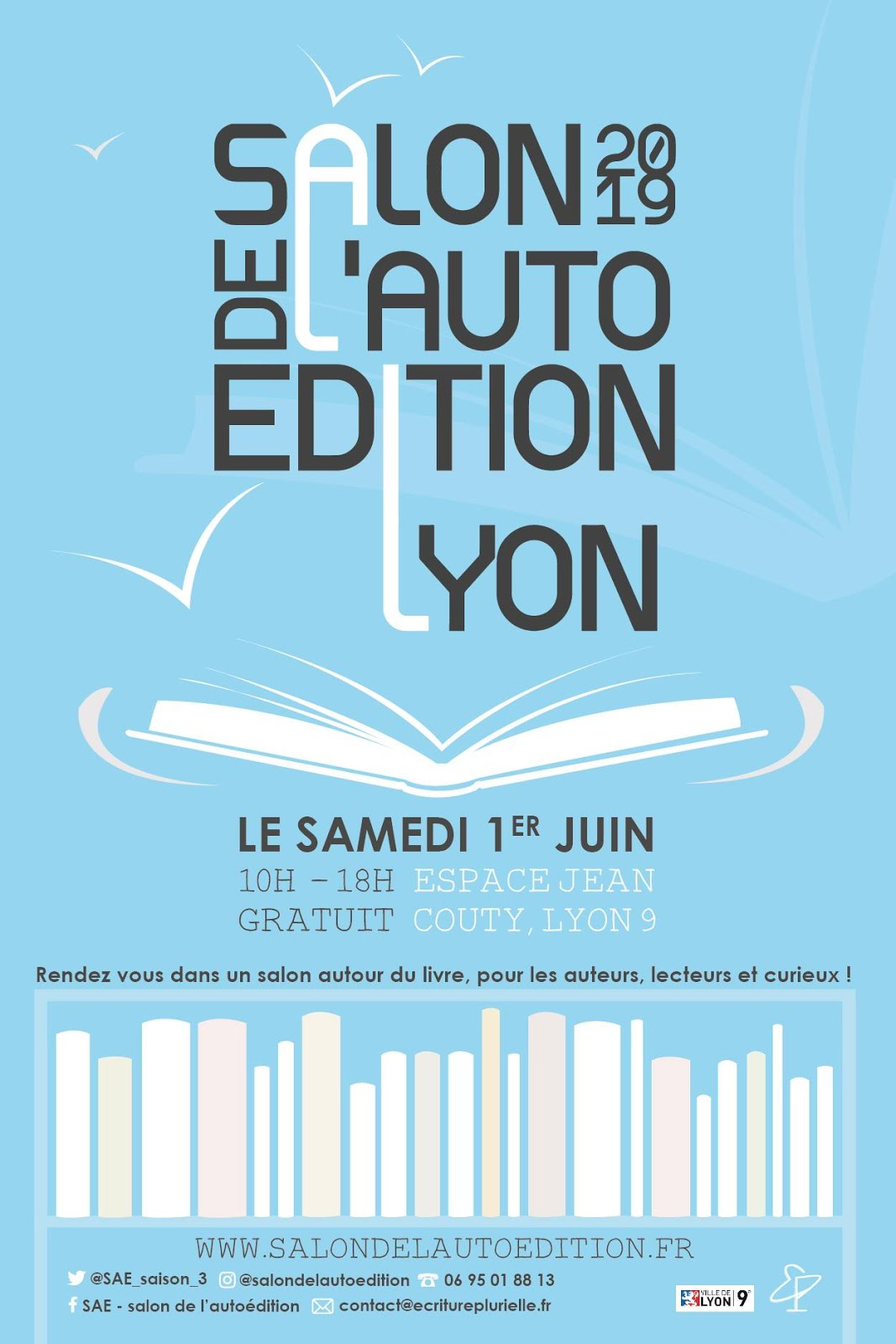 Salon de l'autoédition