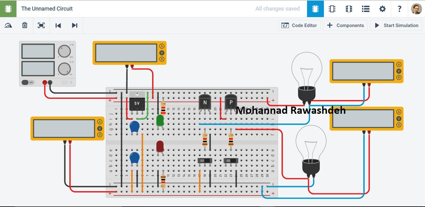 Pnp And Npn Transistor Mb Raw Circuits
