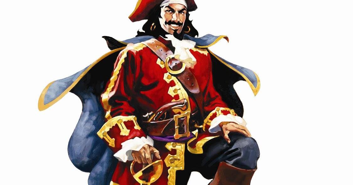 La leyenda del pirata negro en espantildeol xxx - 2 9