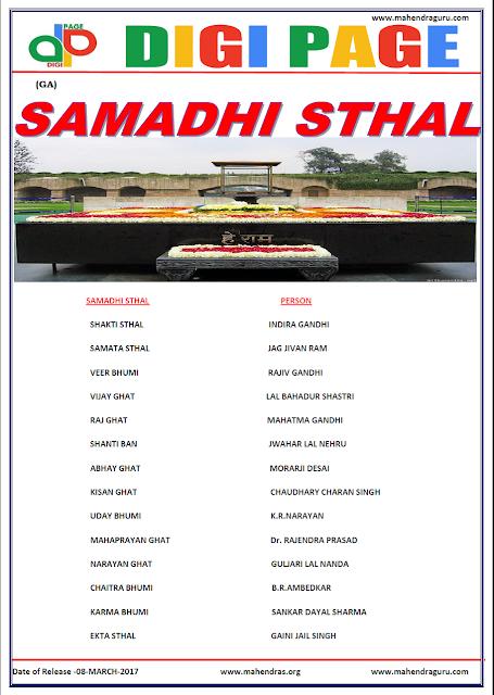 DP | SAMADHI STHAL | 09 - MAR - 17