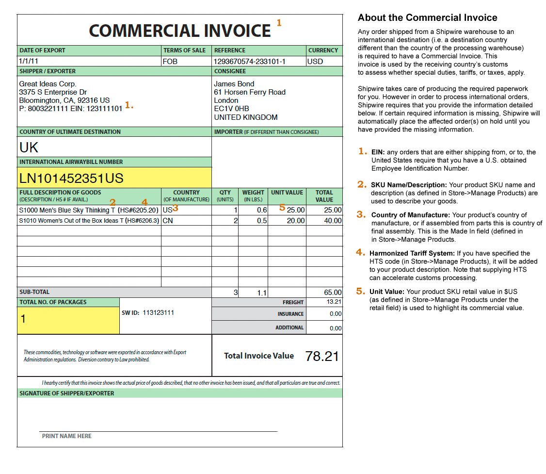 Packing Slip Template Word packing slip templates and words on – Sample Packing List for Shipping