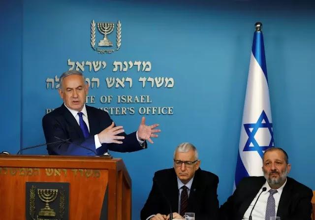 Netanyahu critica líder turco por reação ao confronto entre palestinos e israelenses