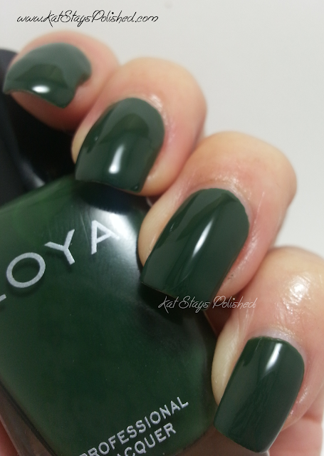 Zoya Fall 2013 - Hunter