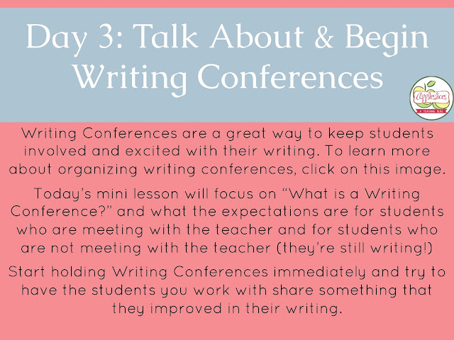 What Should a Writing Conference Look Like?