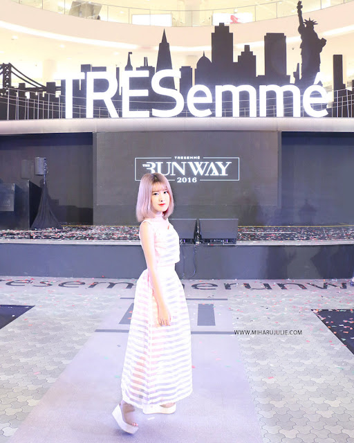 tresemme-event senayan city