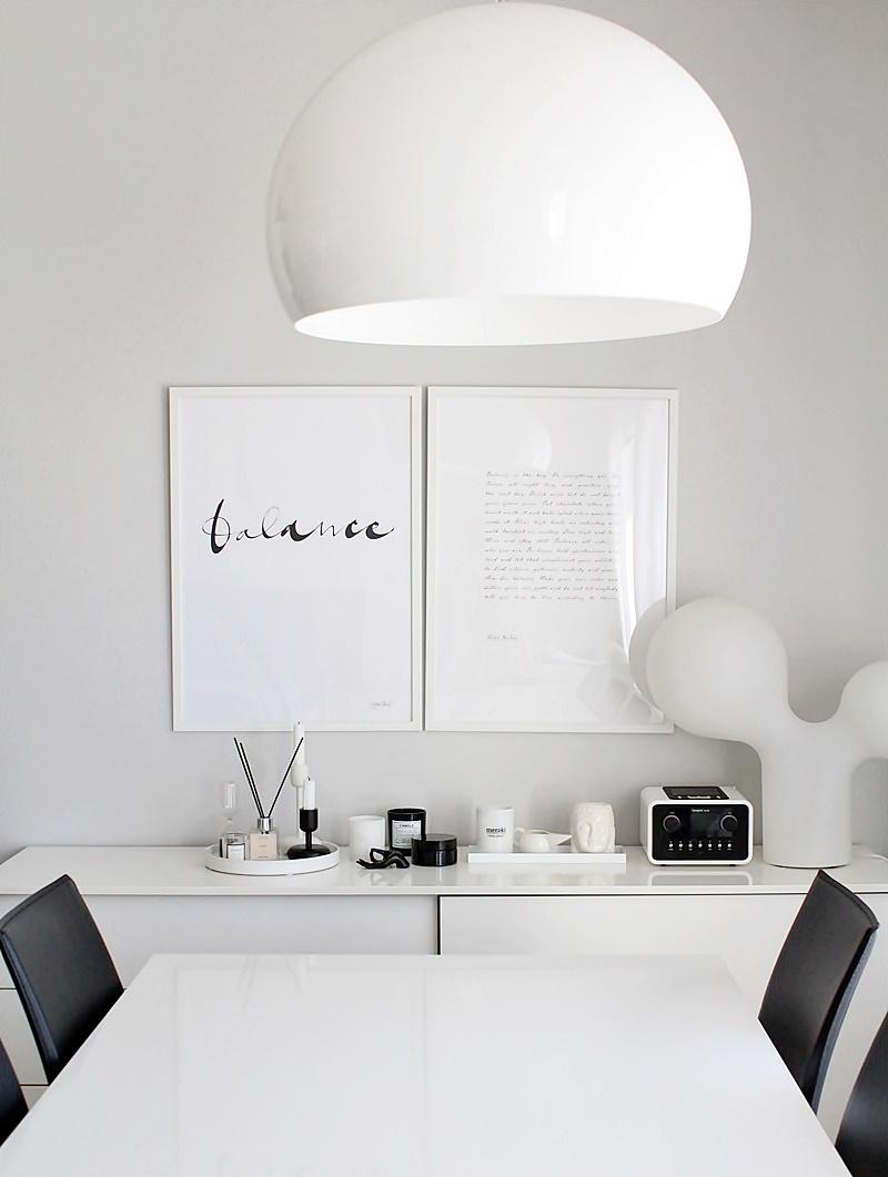 la dolce vita blogi valkoinen keittiö