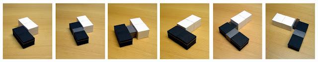 Módulos utilizados por Víctor Campal para trabajar en sus diseños