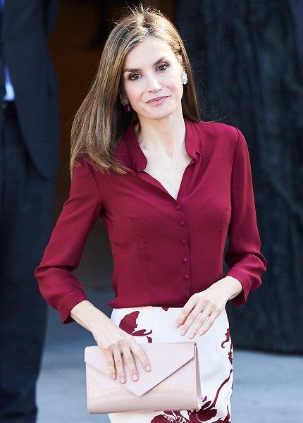 Королева испании 2016
