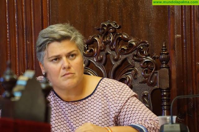 El ayuntamiento de Los Llanos de Aridane preocupado por las obras del túnel de la Cumbre