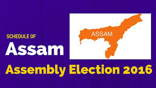 Assam Assembly Election 2016