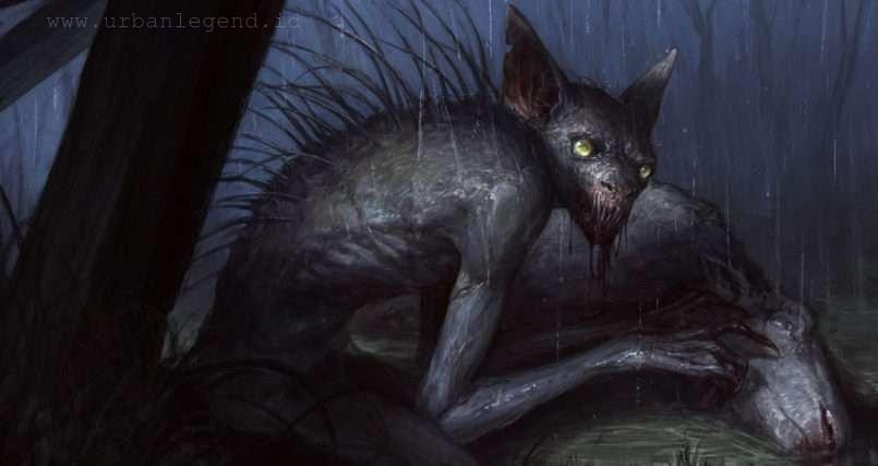 Chupacabra Makhluk Haus Darah yang Mengerikan