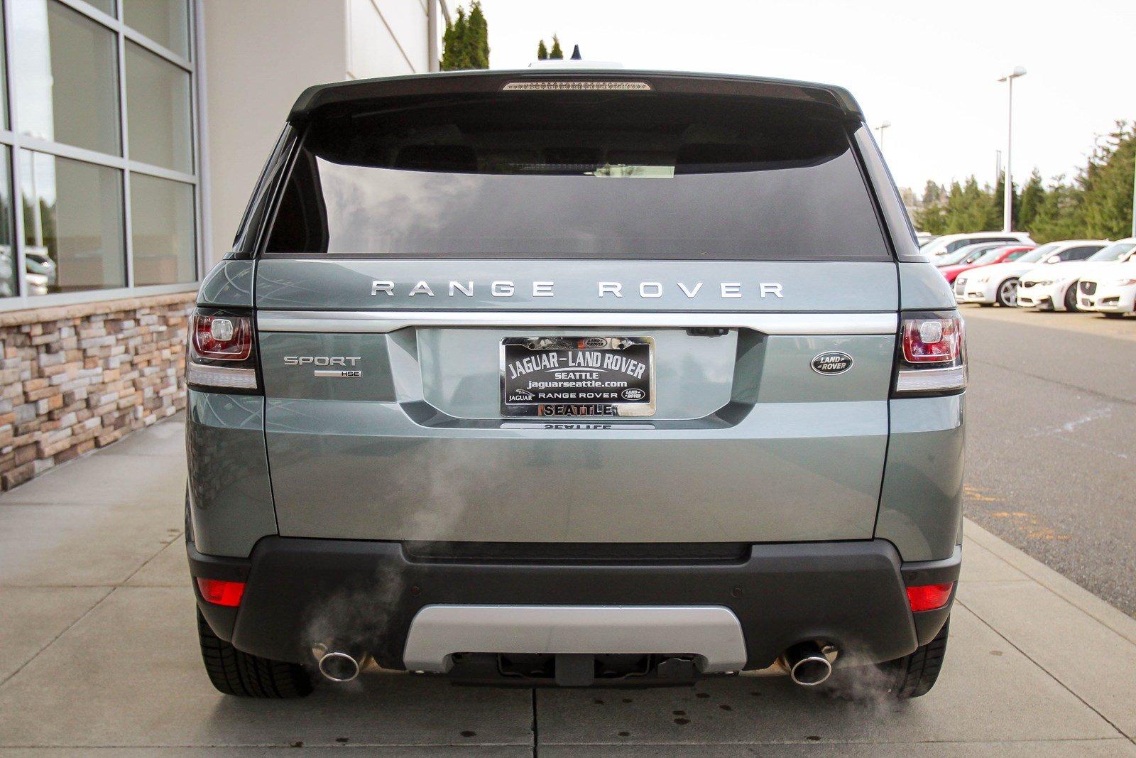 RANGE ROVER SPORT HSE 3.0 V6