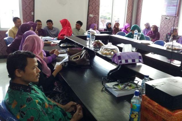 LPPM STIKes Aisyah Pringsewu Adakan Pelatihan Register Sinta dan Google Scholar untuk Dosen stapbaak