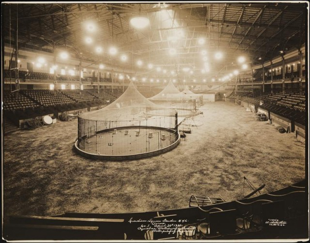 Old Photos Of Madison Square Garden Ii From 1890 1925